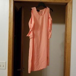 NWT Peach Dress Size Medium